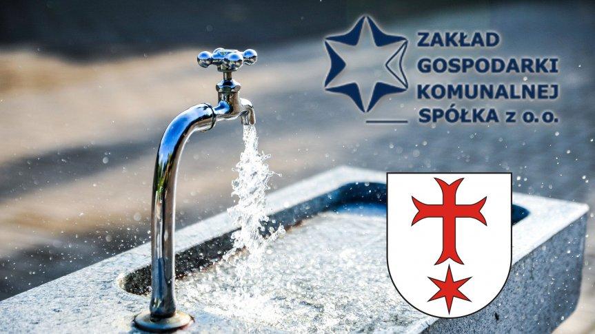 Informacje na temat wydajności sieci wodociągowej na terenie Gminy Siechnice