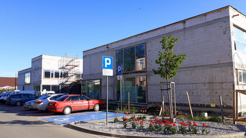 Komunikat (nr 2) na temat budowy szkoły w Siechnicach (ZDJĘCIA)