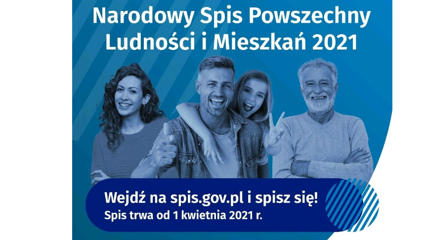 Narodowy Spis Powszechny Ludności i Mieszkań 2021