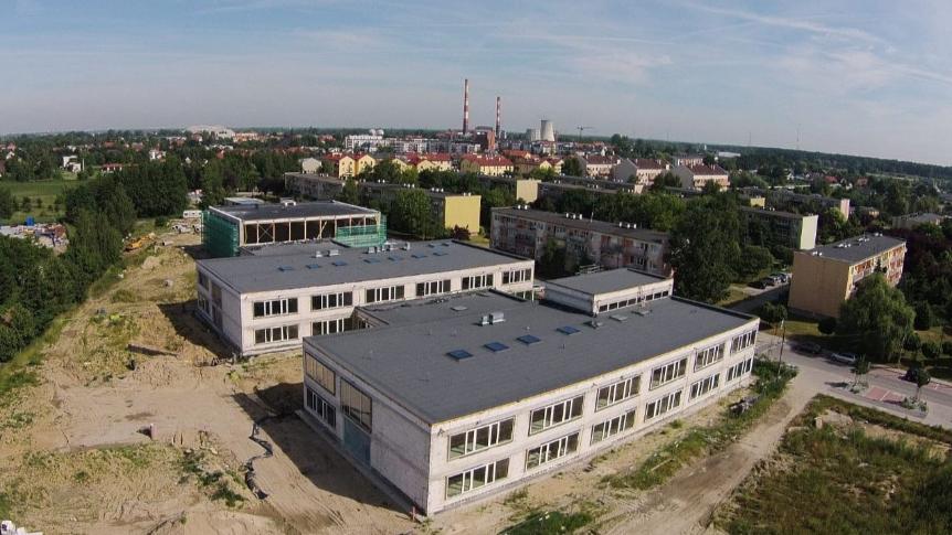 Komunikat (nr 3) na temat budowy szkoły w Siechnicach
