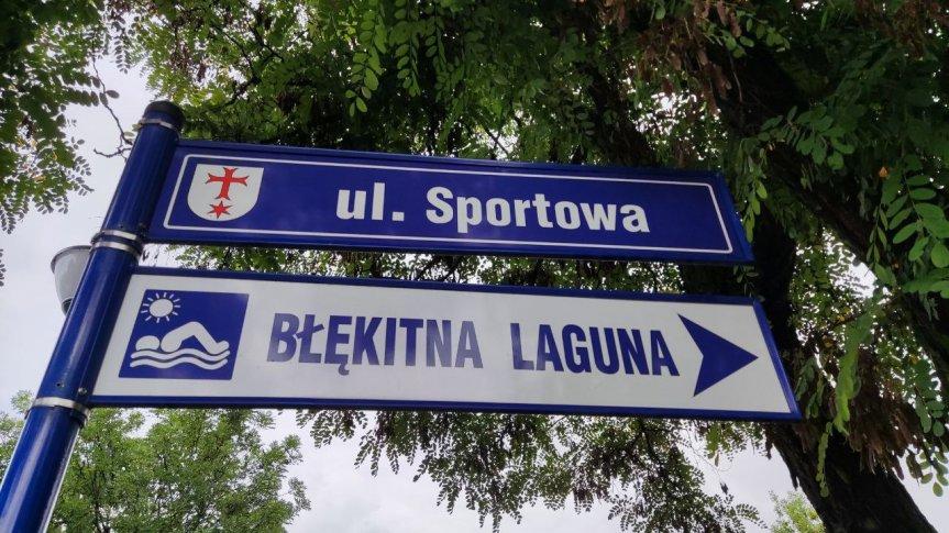 Siechnice: Kończy się przebudowa ul. Sportowej