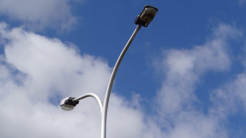 Lampy uliczne